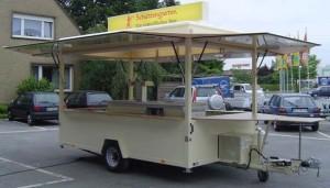 Mobiler Barwagen